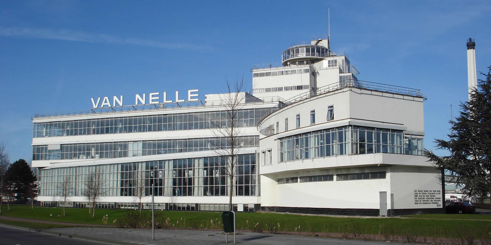 Rotterdam - Van Nelle Fabriek
